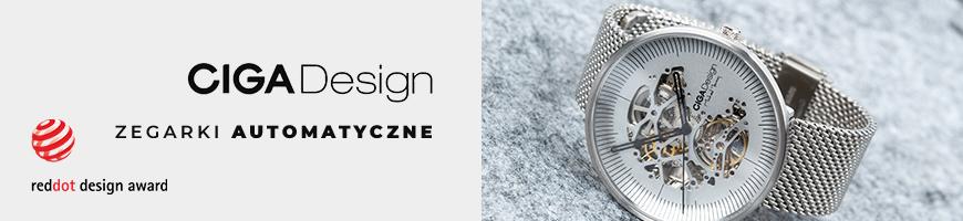 Zegarki Ciga Design