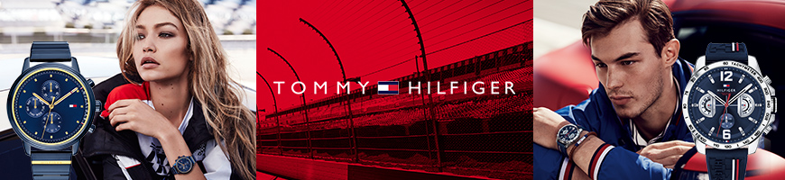 ZEGARKI MĘSKIE TOMMY HILFIGER