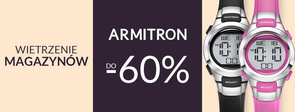 ZEGARKI ARMITRON