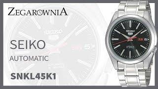 Zegarek Seiko Automatic SNKL45K1| Zegarownia.pl