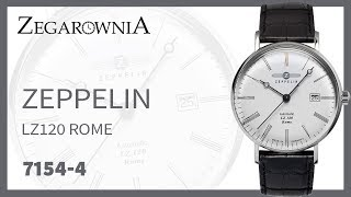 Zegarek Zeppelin LZ120 Rome 7154-4 | Zegarownia.pl