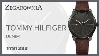 Zegarek Tommy Hilfiger Demin 1791383 | Zegarownia.pl