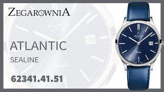 Zegarek Atlantic Sealine 62341.41.51 | Zegarownia.pl