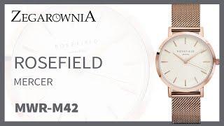 Zegarek Rosefield Mercer MWR-M42 | Zegarownia.pl