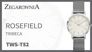 Zegarek Rosefield Tribeca TWS-T52   Zegarownia.pl