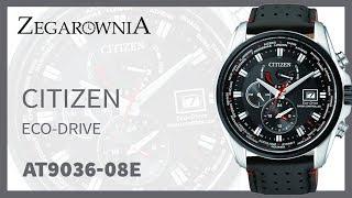 Zegarek Citizen Eco-Drive AT9036-08E | Zegarownia.pl