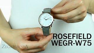 Zegarek Rosefield West Village WEGR-W75 | Zegarownia.pl