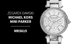 Zegarek Damski Michael Kors Mini Parker MK5615   Zegarownia.pl