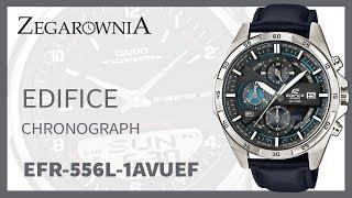 Zegarek Edifice Chronograph EFR-556L-1AVUEF | Zegarownia.pl