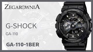 Zegarek G-SHOCK GA-110-1BER | Zegarownia.pl