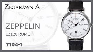Zegarek Zeppelin LZ120 Rome 7104-1 | Zegarownia.pl