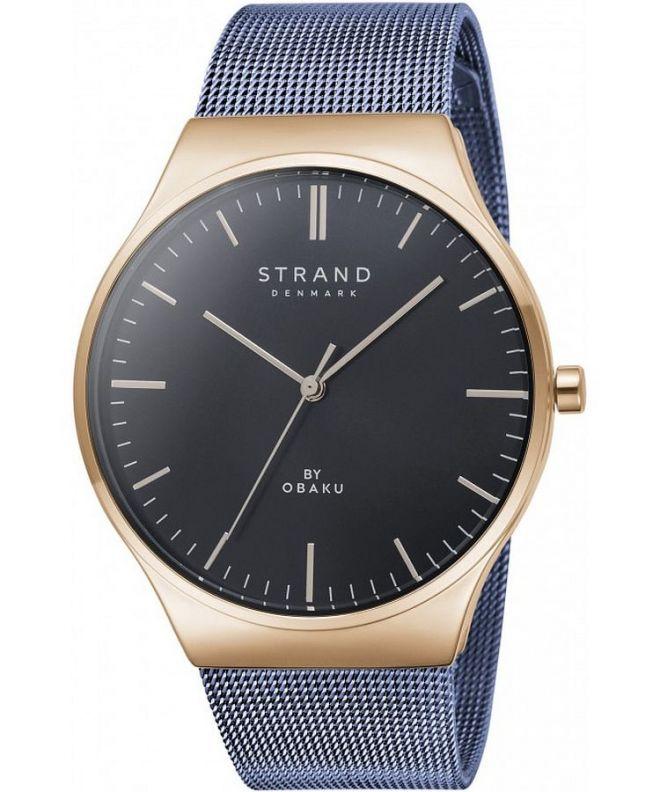 Zegarek męski Strand by Obaku Mason S717GXVLML