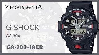 Zegarek G-SHOCK GA-700-1AER | Zegarownia.pl