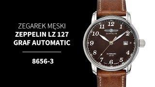 Zegarek Zeppelin LZ 127 Graf Automatic 8656-3  | Zegarownia.pl