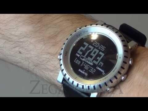 Zegarownia.pl SUUNTO CORE ALU BLACK  Kod produktu: SS014280010