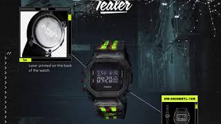 Zegarek G-SHOCK Specials Tealer 4:20 Malware   Zegarownia.pl