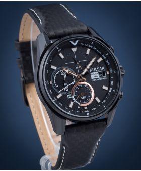Zegarek męski Pulsar Accelerator Solar Chronograph