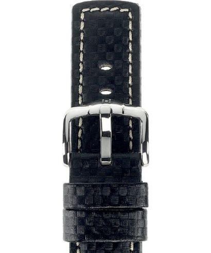 Pasek Hirsch Carbon L 24 mm