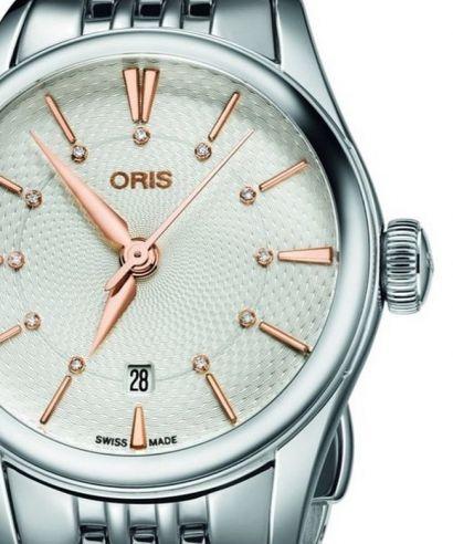 Zegarek damski Oris Artelier Date Diamonds Automatic