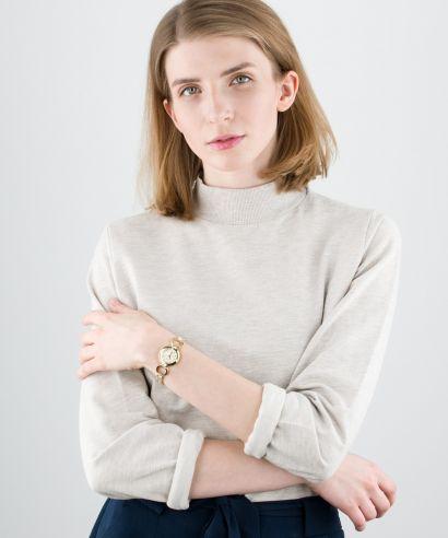 Zegarek damski Pierre Ricaud Gold