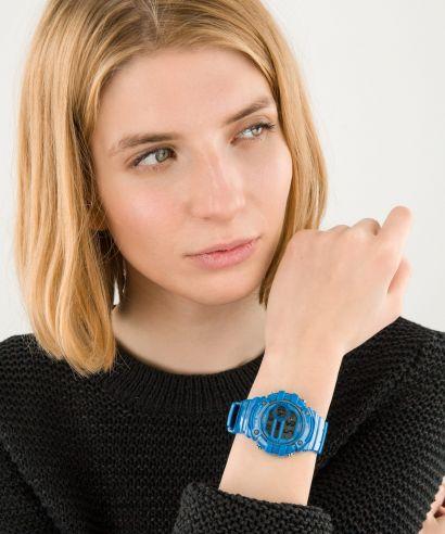 Zegarek damski QQ LCD Pro-Sport