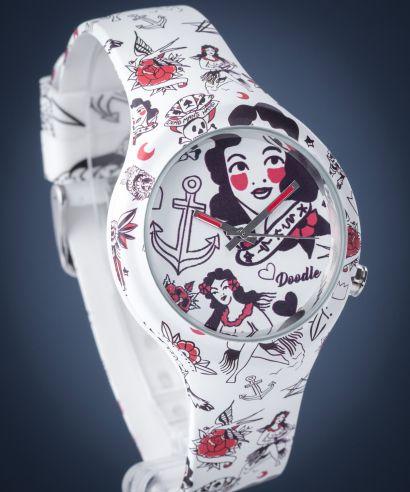 Zegarek Doodle Tattoo Mood Rockabilly Tattoo