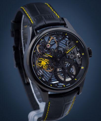 Zegarek męski Aerowatch Renaissance Skeleton Spider