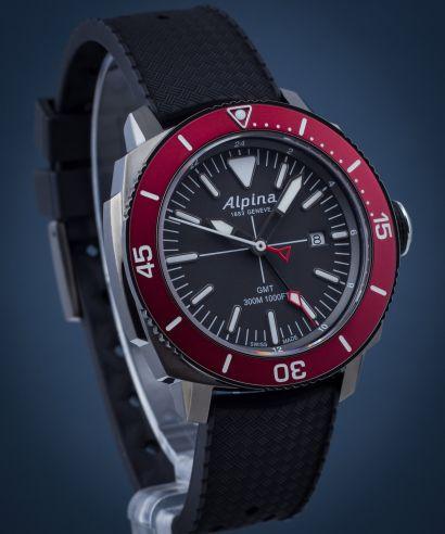 Zegarek męski Alpina Seastrong Diver 300 GMT