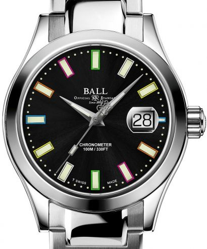 Zegarek męski Ball Engineer III Marvelight Chronometer Caring Edition