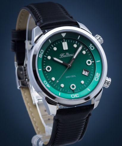 Zegarek męski Balticus Grey Seal III Limited Edition