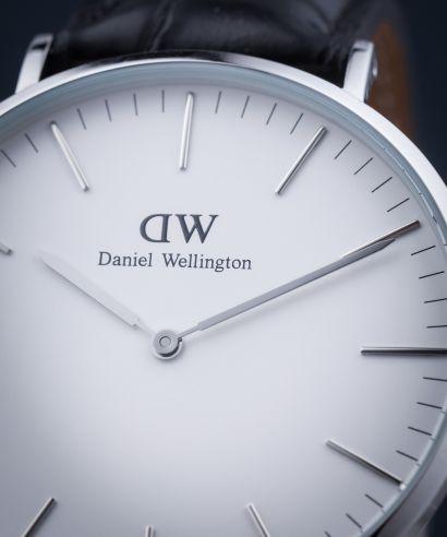 Zegarek męski Daniel Wellington Classic Reading Silver