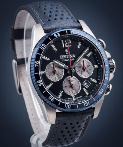 Zegarek męski Festina Titanium Chrono