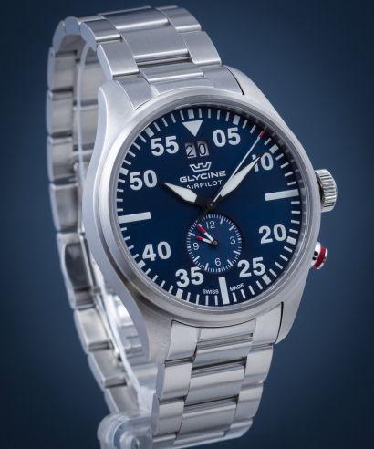 Zegarek męski Glycine Airpilot Dual Time