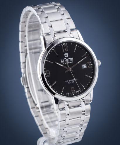 Zegarek męski Le Temps Flat Elegance