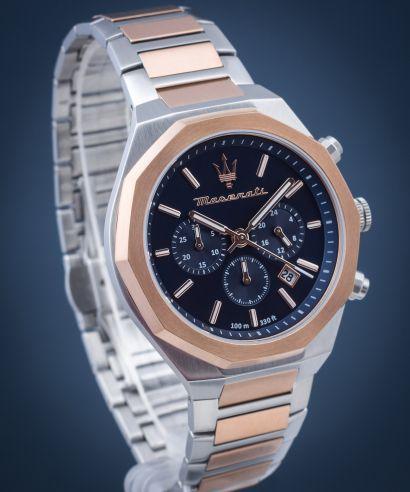 Zegarek męski Maserati Stile Chronograph