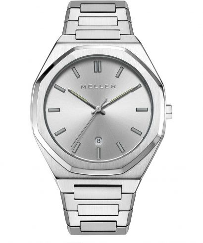 Zegarek męski Meller Daren All Silver
