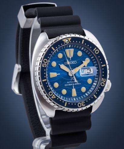 Zegarek męski Seiko Prospex Turtle Save The Ocean Diver Special Edition Automatic