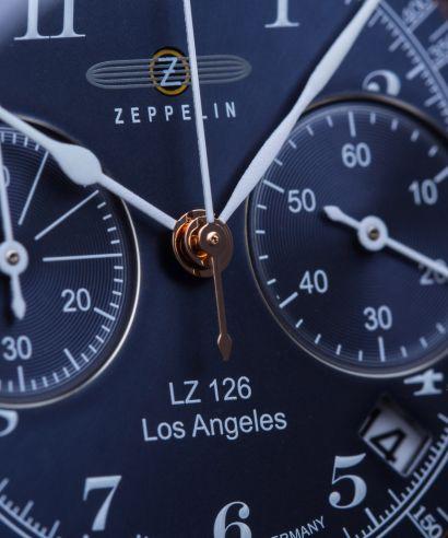 Zegarek męski Zeppelin Lz126 Los Angeles