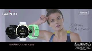 Zegarki Suunto 3 Fitness - Anka Dziedzic | Zegarownia.pl