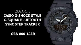 Zegarek Casio G-SHOCK Style G-Squad GBA-800-1AER | Zegarownia.pl