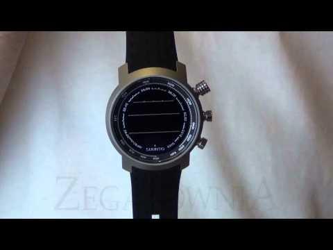Zegarownia.pl SUUNTO ELEMENTUM TERRA BLACK RUBBER SS014522000