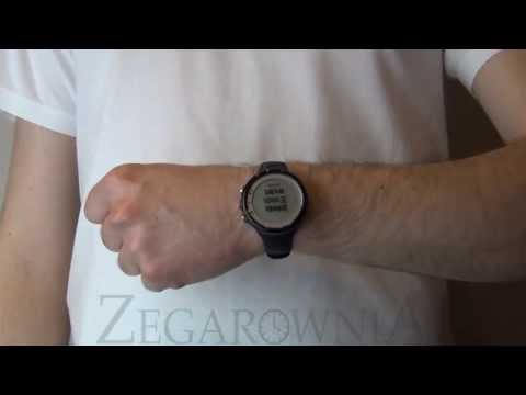 Zegarownia.pl SUUNTO M5 BLACK/SILVER SS018259000