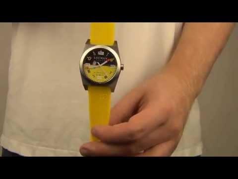 Zegarownia.pl LOCMAN STEALTH GMT Kod produktu: 020000CB-YL1GOY