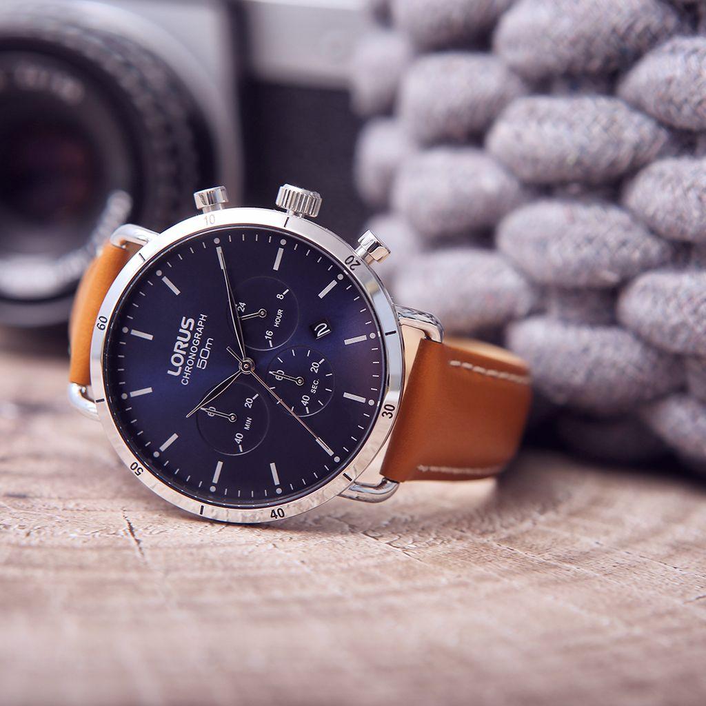 Zegarek męski Lorus Dress Chronograph
