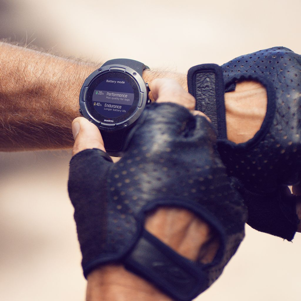 Zegarek Suunto 5 All Black Wrist HR GPS