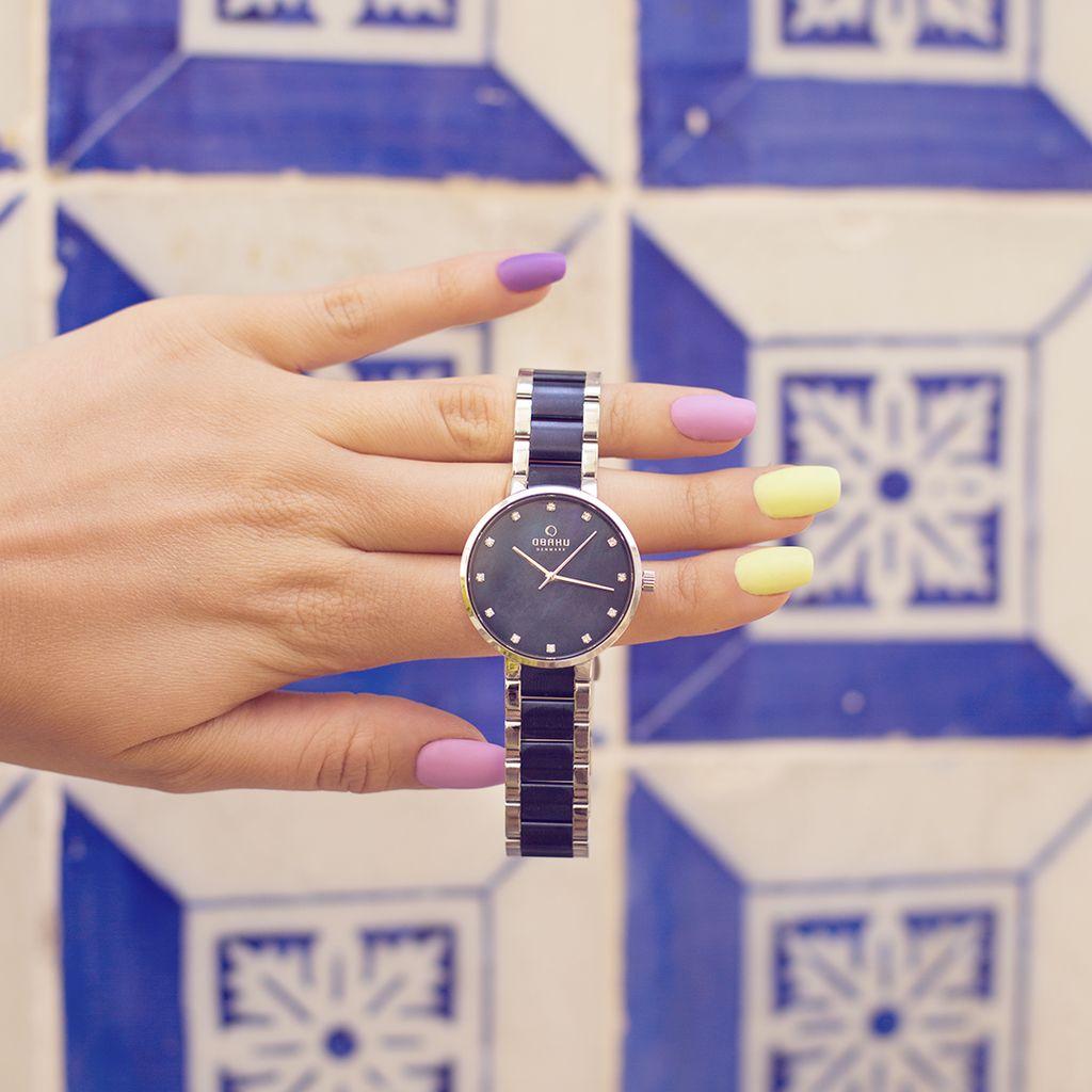 Zegarek damski Obaku Bracelet