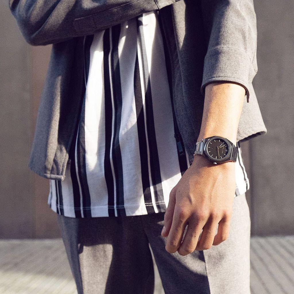 Zegarek damski Meller Maya Baki Black