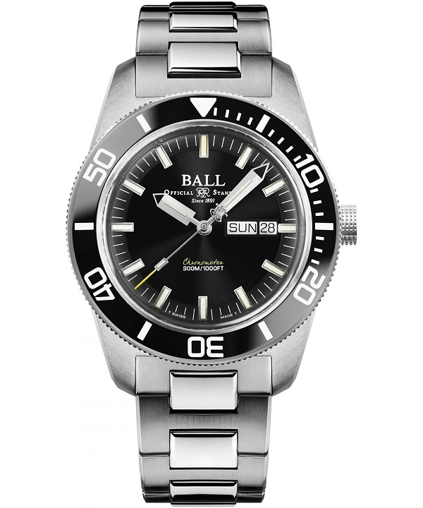 Zegarek męski Ball Engineer Master II Skindiver Automatic Chronometer