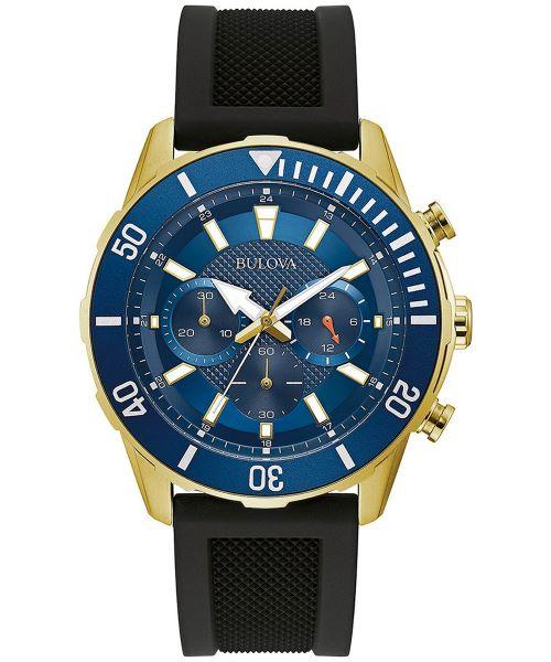 Zegarek męski Bulova Classic Chronograph 98A244