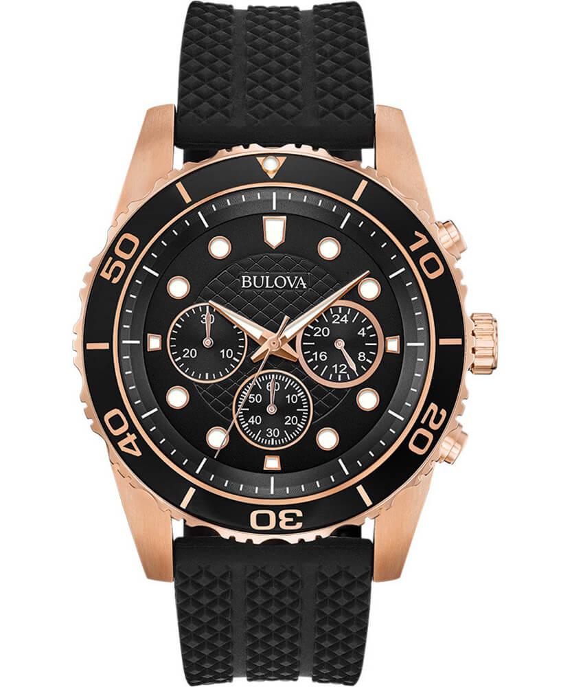 zegarek Męski Bulova Classic Chronograph 98A192